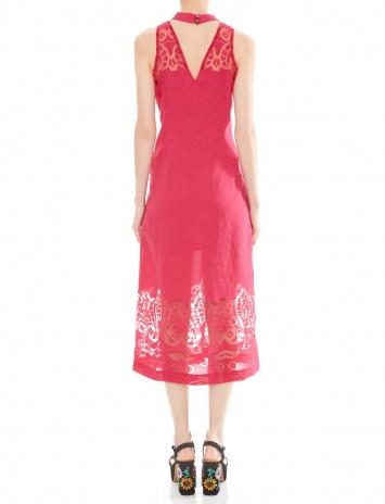 Ana Alcazar Midi Dress Massoles