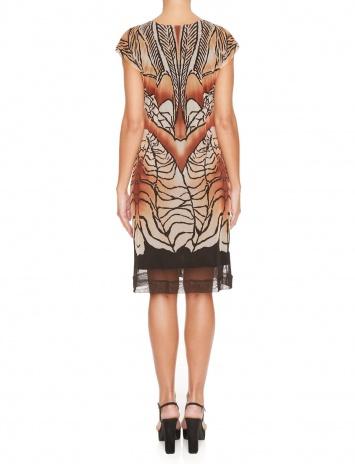 Ana Alcazar Print Dress Meyles