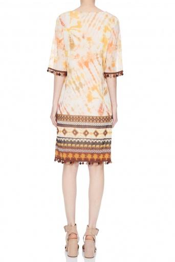 Ana Alcazar Limited Edition Sleeve Dress Nakea