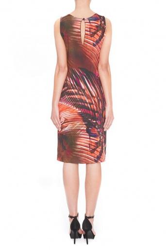 Ana Alcazar Print Dress Gannah