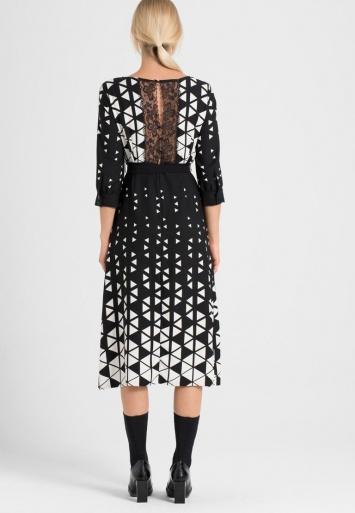 Ana Alcazar Midi Dress Osawea