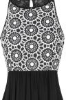 Details of Ana Alcazar Maxi Dress Fleurosa