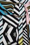 Detailansicht von Ana Alcazar Patchwork-Kleid Niowa