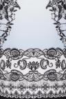 Detailansicht von Ana Alcazar A-Linien Kleid Faradea