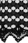 Details of Ana Alcazar Lace Dress Gisbella