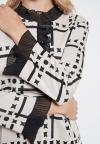 Detailansicht von Ana Alcazar Rüschen Kleid Vafunny