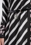Details of Ana Alcazar Belt Dress Vedasy