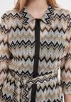Detailansicht von Ana Alcazar Blusenkleid Zises