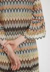 Details of Ana Alcazar Volant Sleeve Dress Zagy