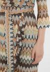 Details of Ana Alcazar Wrap Dress Zagea