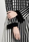 Details of Fake Fur Dress Bekra