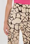 Details of Ana Alcazar Long Trousers Zabor