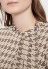 Tonen Details van Houndstooth Shirt Beiras