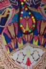 Detailansicht von Ana Alcazar Tunika Kleid Melibys