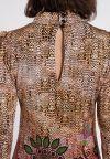 Details of Ana Alcazar Deco Dress Phaedra