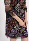 Details of Ana Alcazar Fringe Dress Salnome