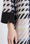 Detailansicht von Ana Alcazar Sixties Kleid Velmoroy Grey