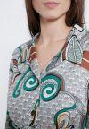 Details of Ana Alcazar Midi Dress Zeska