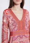 Details of Ana Alcazar Longsleeve Dress Zafah