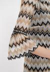 Detailansicht von Ana Alcazar Strick Kleid Zisa