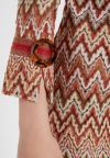 Details of Ana Alcazar Tunic Dress Zaly