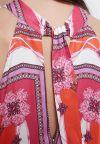 Details of Ana Alcazar Print Dress Anasi