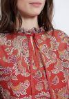 Details of Ana Alcazar Short Boho Dress Apyle