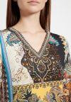 Details of Ana Alcazar Tunic Dress Awana