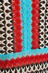 Detailansicht von Ana Alcazar A-Linien Kleid Minika