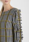Details of Ana Alcazar Ruffles Dress Omaie