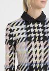 Detailansicht von Ana Alcazar Kragen Kleid Phenary