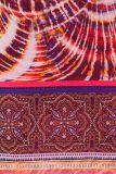 Detailansicht 2 von Buntes Ethno Tunikakleid Fienas