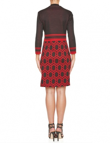 Ana Alcazar Shift Dress Kiley Black