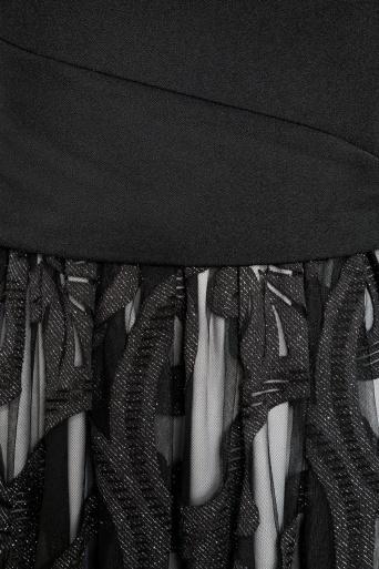 Ana Alcazar Black Label Ball Gown Juvensia