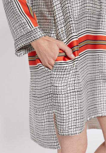 Ana Alcazar Blouse Dress Seciose