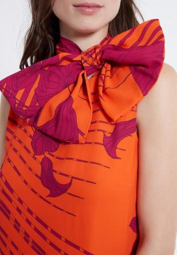 Ana Alcazar Loop Dress Zado