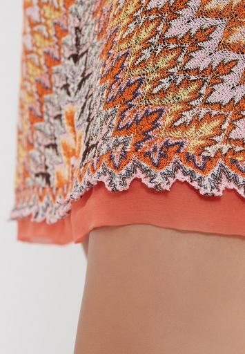 Ana Alcazar A-Linien Kleid Zuna