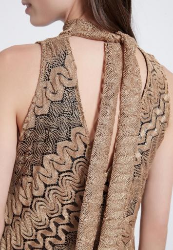 Ana Alcazar Asymmetrisches Kleid Awoni