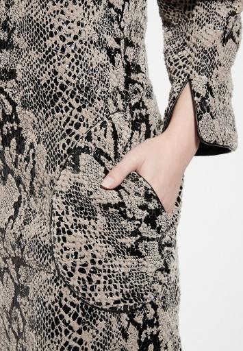 A-Linien Kleid Bacte