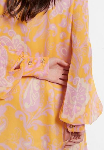 Tie Dress Chamy