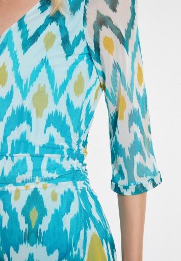A-Linien-Kleid Ceras