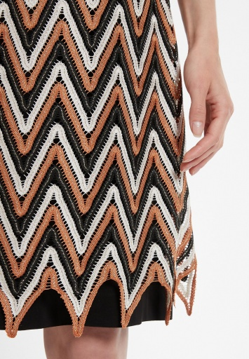 A-Linien-Kleid Ceresa
