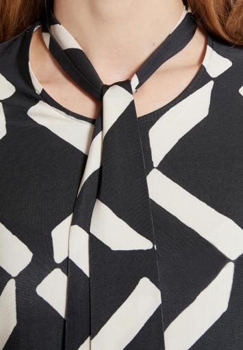 Krawattenkleid Etawa