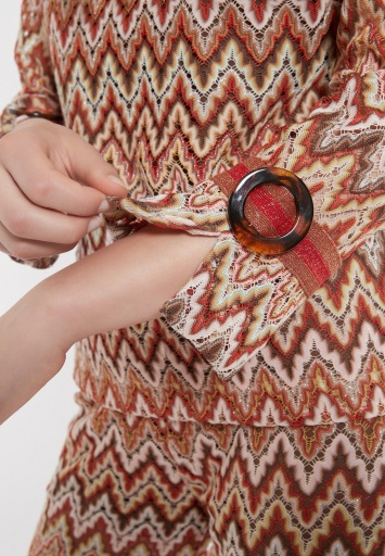 Ana Alcazar Knit Top Zalea