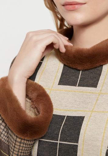 Fake Fur Shirt Belwy