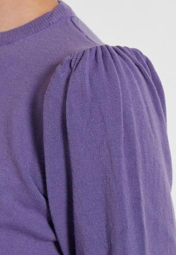 Puffed Sleeve Shirt Bibby
