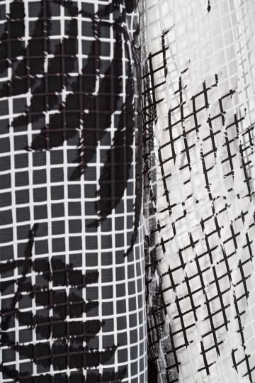 Detailansicht von Ana Alcazar Limited Edition Tunikakleid Matea