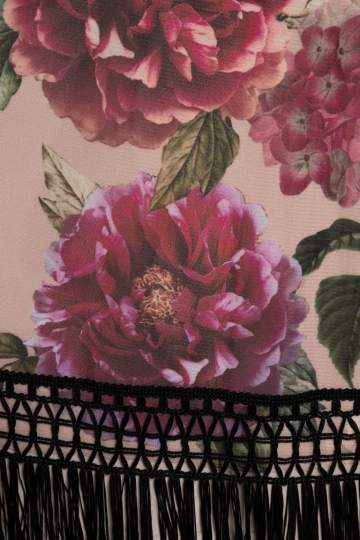 Detailed view of Ana Alcazar Maxi Dress Nivanna