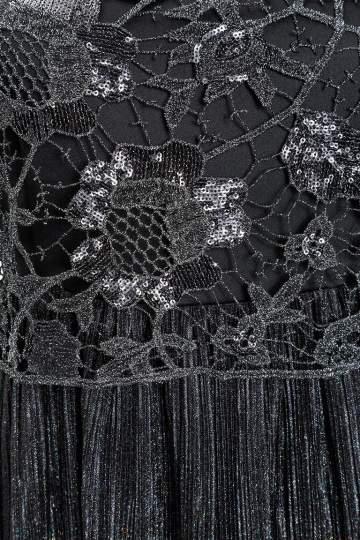 Detailansicht von Ana Alcazar Black Label Maxikleid Juvenilis