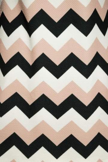 Detailansicht von Ana Alcazar LIMITED A-Linien-Kleid Pashya Black